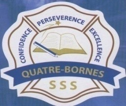School logo for Quatre Bornes SSS